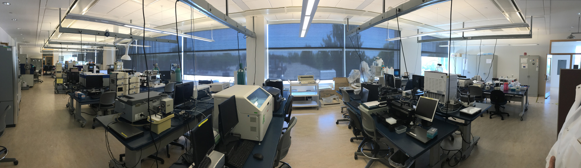 RI-INBRE Centralized Research Core Facility, URI College of Pharmacy